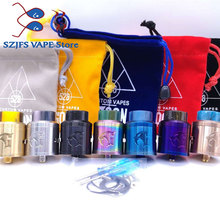 купить Electronic Cigarettes Goon v1.5 RDA adjustable rebuildable drops goon 528 RDA e-Cigarette atomizer tank with pin BF 24mm vs qp онлайн