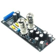 купить 6N3*2 (5670/6H3) Stereo Tube Preamplifier Assembled Board Tube Buffer AC12V 1A по цене 1353.62 рублей