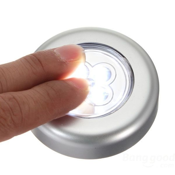 Dreamclub 4 cordless light lamp batterij voor kasten kasten outdoors ...