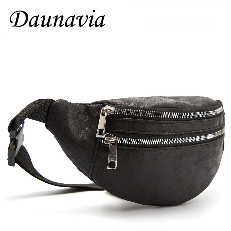 DAUNAVIA Waist Bags Casual Travel Lady Belt Bag High Capacity Women's Chest Bag Hot Selling Fanny Pack Female Bum Bag Waist Pack