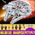 Nave Da Usa-Spagna DHL 05132 Star Serie Wars Ultimate collector Modello Destroyer Building Blocks Mattoni Legoingly 75192 Giocattoli Regalo