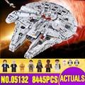 Navio Da Espanha DHL 05132 Série Star Wars Ultimate collector Modelo Destruidor Legoingly 75192 Dom Brinquedos de Blocos de Construção Tijolos