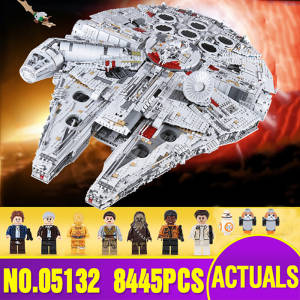 Bricks Kids Toys Building-Blocks Destroyer Ship From-Spain 05132 star-Series Wars-The-75192