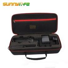 Nova Chegada Portátil de Armazenamento Bolsa de Ombro Bag Estojo de protecção para DJI OSMO Móvel Handheld Cardan Stablizer