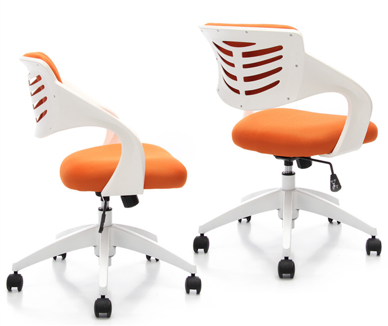 multi colored office chair with mesh fabric modern home office furniture designed computer chair 360 degree swivelin office chairs from