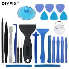 DIYFIX 24 in 1 Mobile Phone Opening Repair Tools Kit Screwdriver Set Disassemble Tools