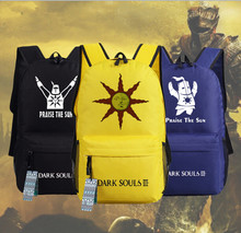Dark Souls Backpack Laptop bag School Bag Travelling Bag