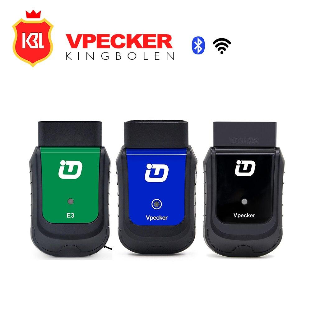 Prix pour D'origine vpecker easydiag wifi/bluetooth v7.2 basé sur le système windows atteindre plein modèle de voiture et système complet faute professionnel