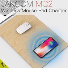 JAKCOM MC2 Mouse Pad Sem Fio Carregador venda Quente em Acessórios como a nova tecnologia 2018 xaiomi versa smartwatch Inteligente