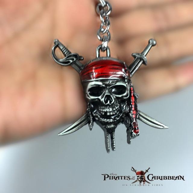 Брелок Пираты Карибского Моря Эмблема вариант 2 3