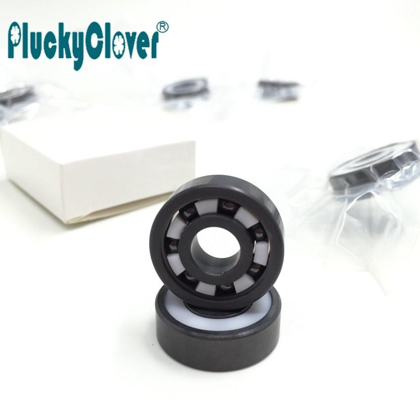 Fast High Speed Fidget Hand Spinner Full Ceramic 608 Ball Bearing ZrO2//Si3N4
