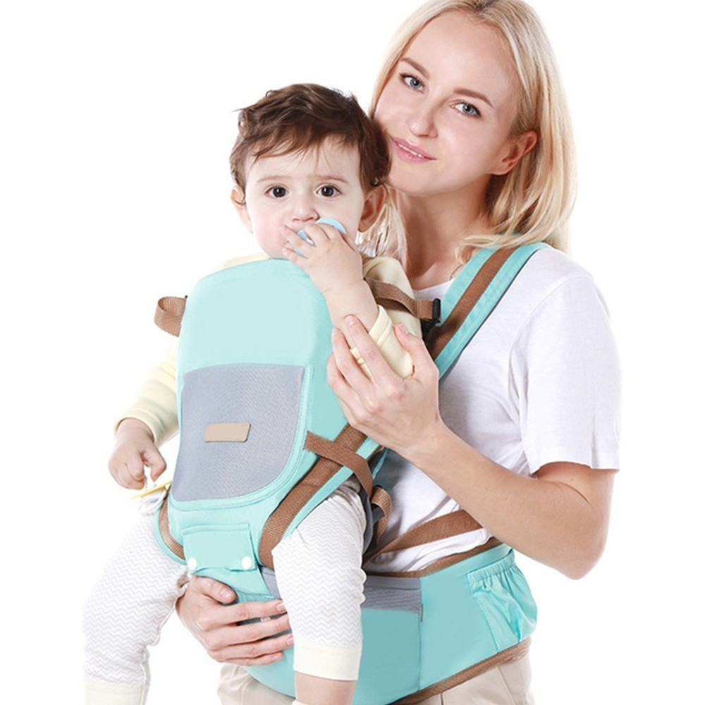 Mochila Portabebe Porta Bebe Canguro Back Baby Carrier Infant Comfort Backpack