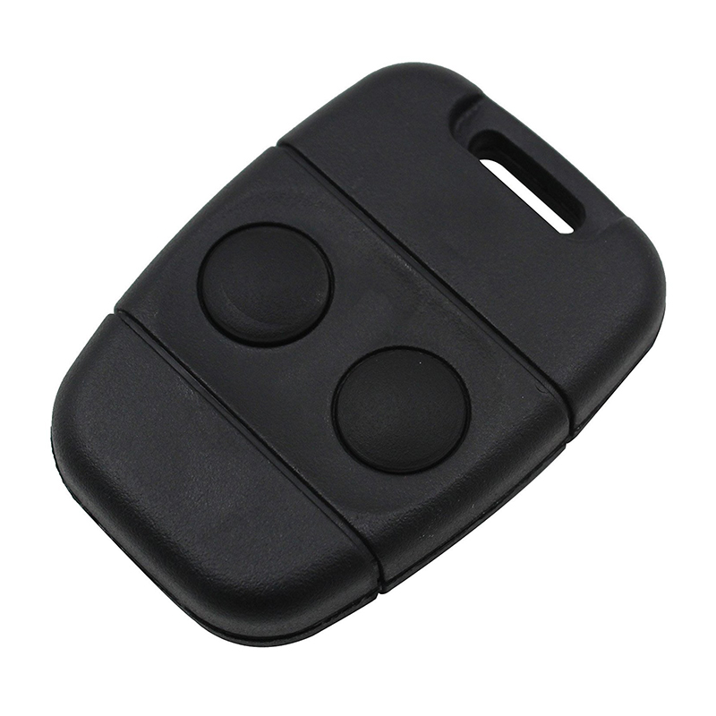 New 2 Buttons Remote Flip Folding Car Key Fob Shell Case Cover For Land Rover Discovery Defender Key Protective Cover