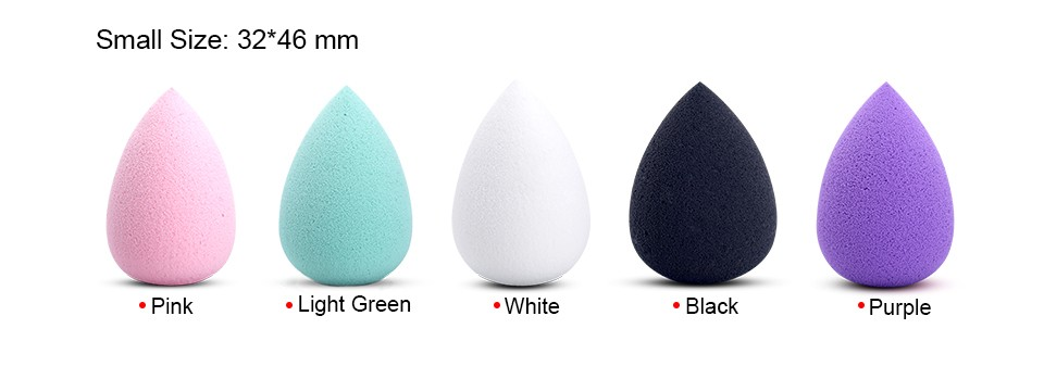 Cocute Makeup Foundation Sponge Makeup Tools 16