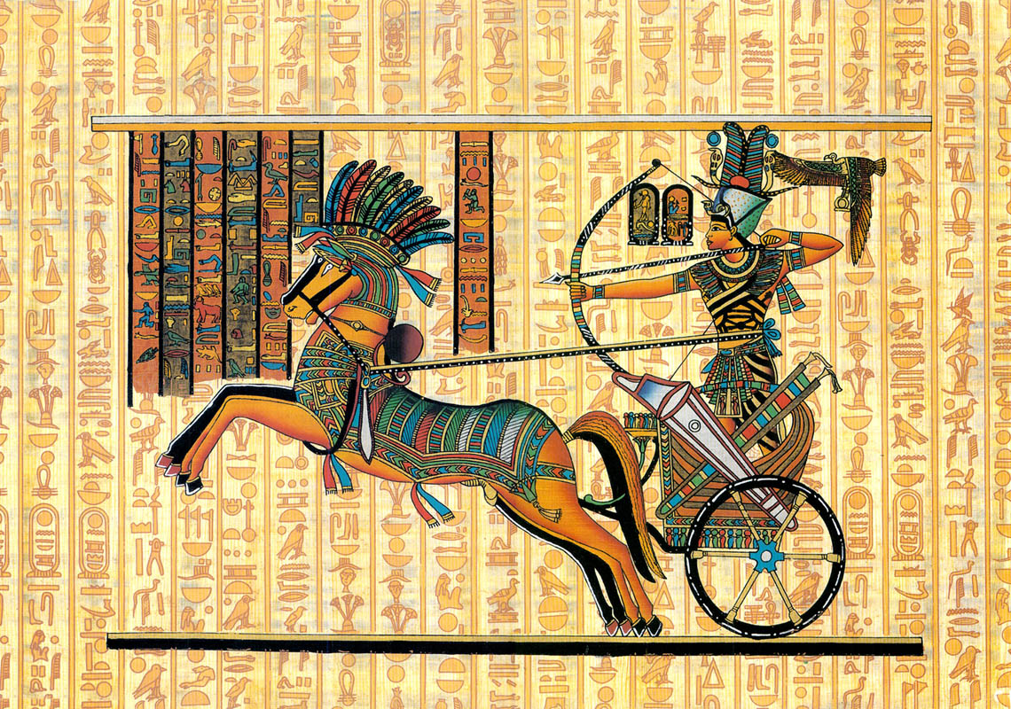 Magnificent Egyptian Wall Art Gallery - The Wall Art Decorations ...