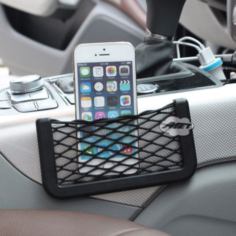 Vw Volkswagen Universal Holder Mobile Phone Adapter: Aliexpress.com : Buy Universal Car Seat Side Back Net