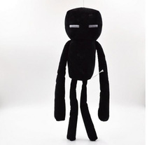 1Pc Minecraft Plush Toys Enderman 26cm High Quality Plush Toys Game Cartoon Toys Minecraft Cartoon Game toys Give children gifts