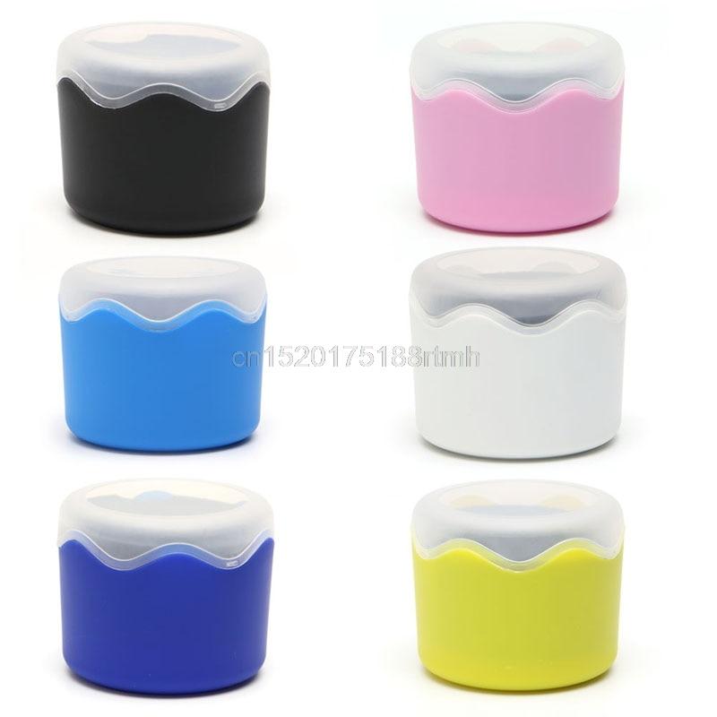 Бесплатна достава Цанди Цолоур Ручни сат Торба за чување пластична Једнокрвна футрола кутије са украсом од сунђерастог сата Ново