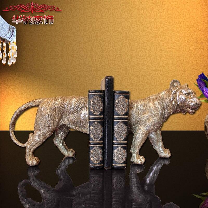 2016 ограниченное по времени предложение украшения дома Интимные аксессуары Классическая европейская Стиль дворец ремесла мебель тигр живо