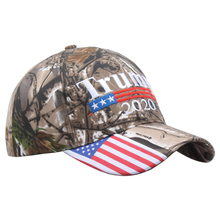 Fashion Camouflage Print 2020 Hat Unisex Embroidery Baseball Cap Casual Summer Sun Hats Sunscreen Hunting