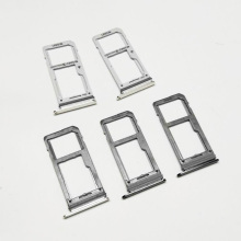 Single & Dual SIM Card Tray For Samsung