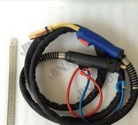 Binzel MB 501D с водяным охлаждением MIG MAG сварочный фонарь 3 м