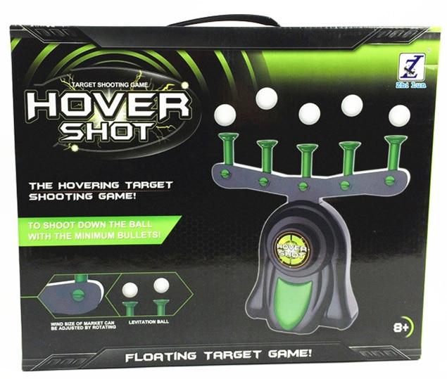 Gun Shooting Target Electric Suspension Ball Target Floating Hovering Shot Target Game Improving