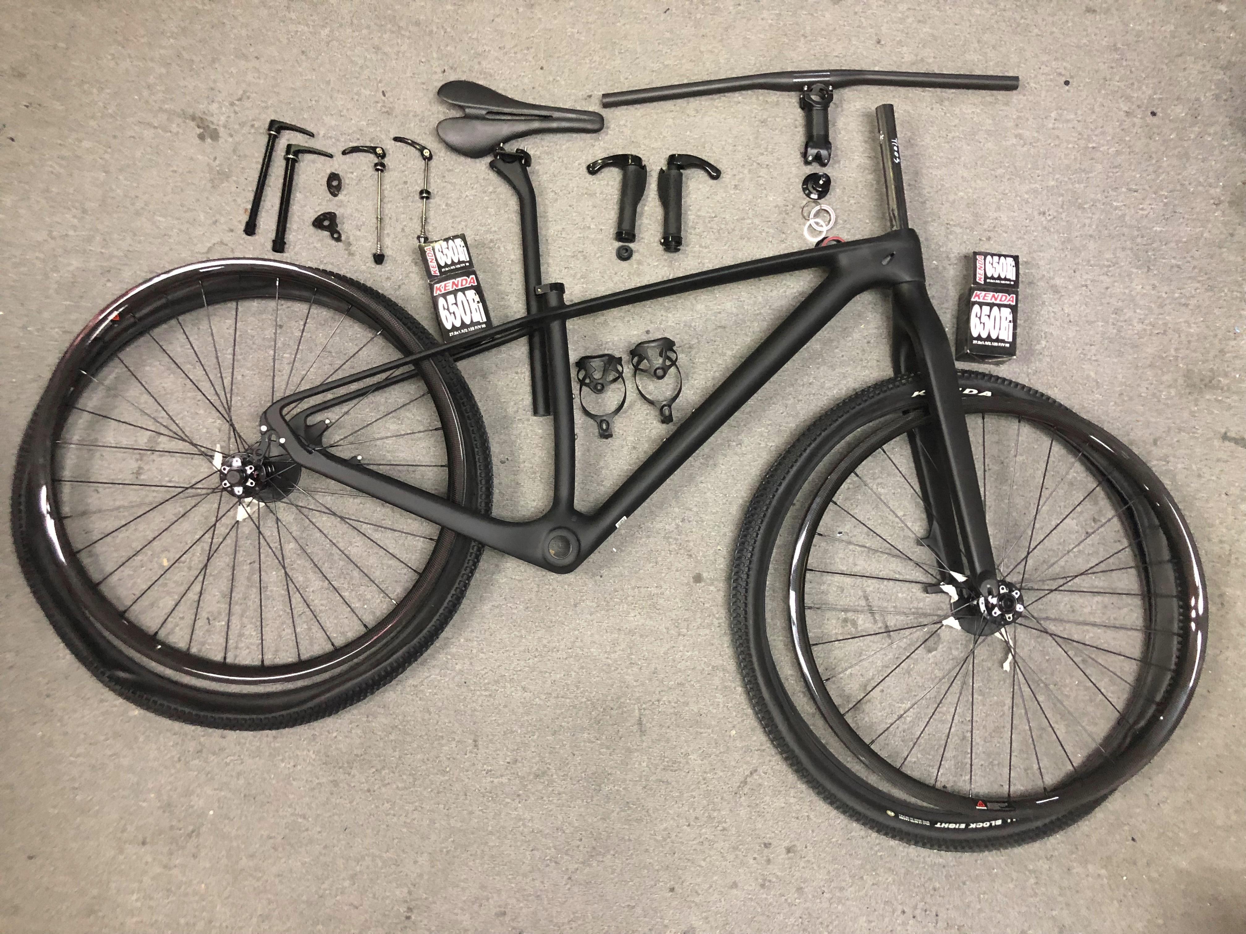 УГЛЕРОДНЫЙ горный велосипед 29er, двойной дисковый тормоз 29 27.5er, колесная рама для велосипеда, группа 15 17 19 дюймов, полный велосипед без группо...