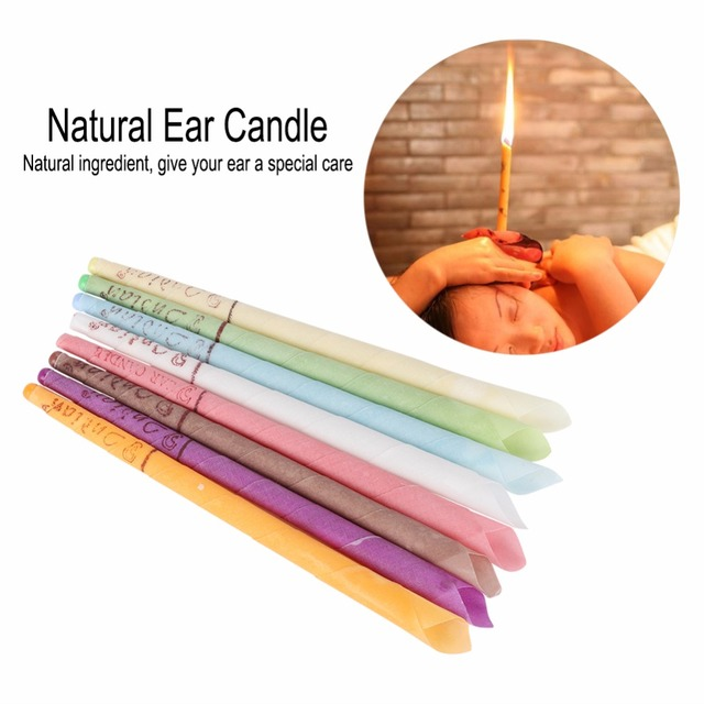 100PCs Indian Ear Candle Massage Relax SPA Aromatherapy