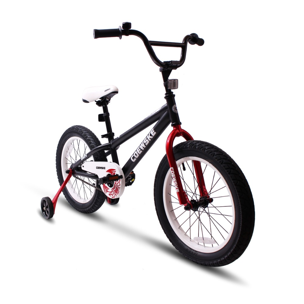 Bmx Cycling Kid Bikes Children Sport Bicycle Rough Tire For Girl And
