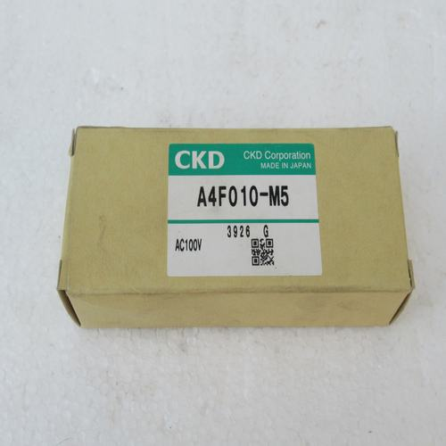 Free shipping 100% new high quality  New Japan CKD solenoid valve A4F010-M5 spot AC100VFree shipping 100% new high quality  New Japan CKD solenoid valve A4F010-M5 spot AC100V