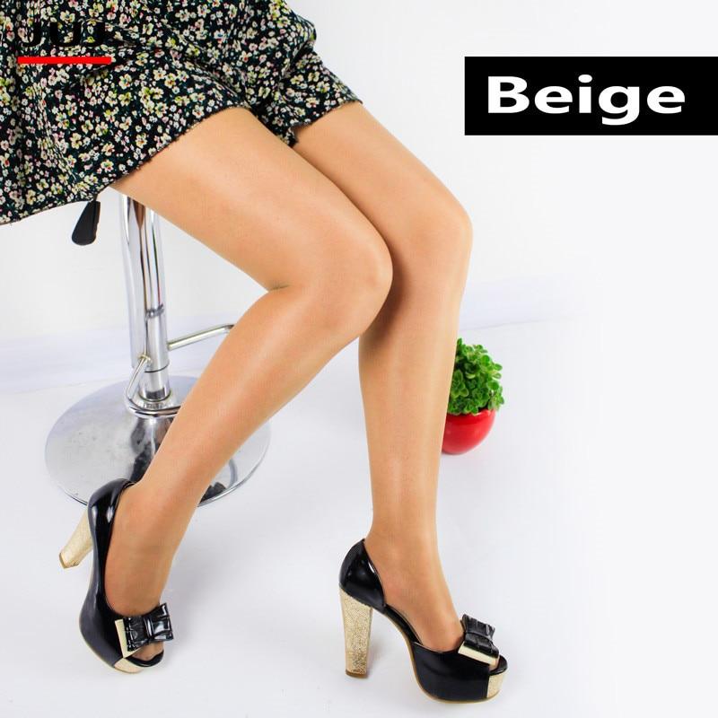 Nouveau 20D Femmes de sexy huile Brillant collants, fils sexy satin Bas tuyau, bas resille Fitness Leggings sexy lingerie plus la taille
