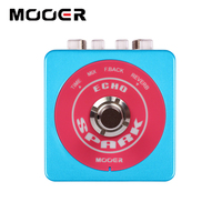 NEW Effect Guitar Pedal MOOER SPARK ECHO High Quality Delay Pedal Up To 1000 Milliseconds Of