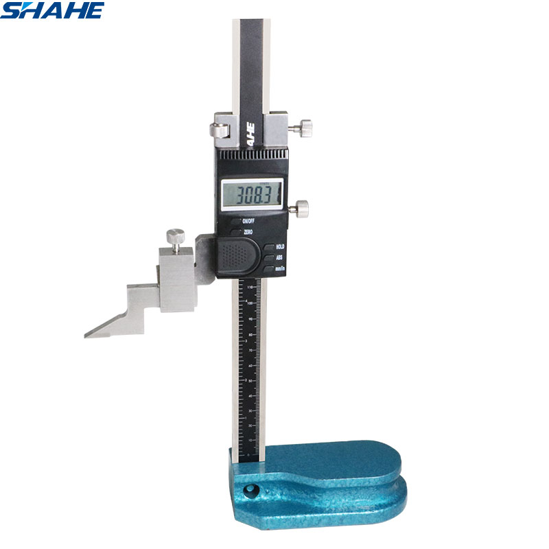 SHAHE New 0 150 mm Digital Height Gauge Electronic Height Gauge Digital caliper Electronic Gauge with