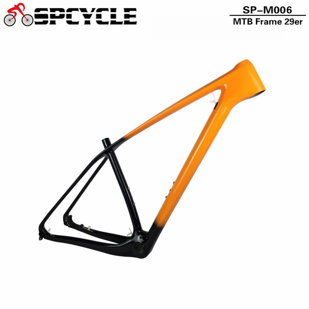 2018 New Paint T1000 Carbon MTB Frame 29er MTB Carbon Frame 29 Carbon Mountain Bike Frame 142*12 or 135*9mm Bicycle Frameset 2017 mtb bicycle 29er carbon frame chinese mtb carbon frame 29er 27 5er carbon mountain bike frame 650b disc carbon mtb frame 29