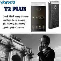 Vkworld T2 Plus Flip smartphone 3G RAM 32G ROM Android 7.0 OTA Dual Screen S.14