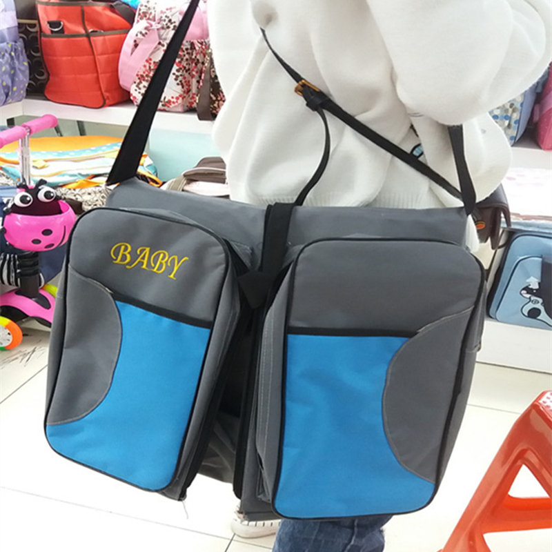 COLORLAND bebé pañal bolsa mochila mamá cochecito maternidad pañal cambio mamá maternidad organizador madre mojado Dropshipping - 2