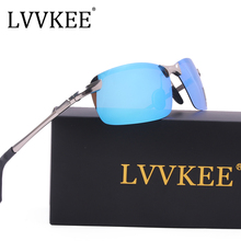 2017 lvvkee New Luxury Brand Polarized driving sunglasses Men Accessories sunglasses Men's night vision goggles sport