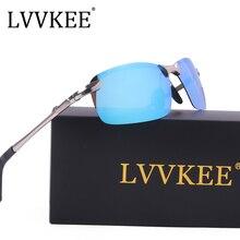 2017 lvvkee New Luxury Brand Polarized driving sunglasses Men Accessories sunglasses  Men's night vision goggles