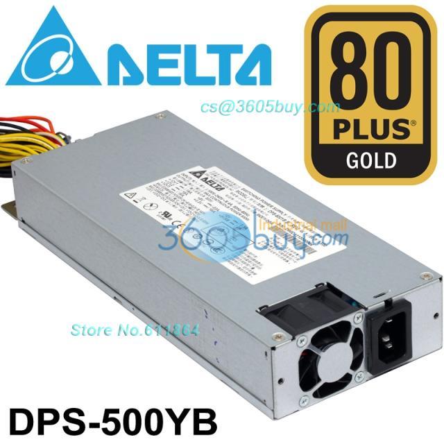 1u Server Power Supply 1u Power 1u 500w Server Power DPS-500-B 5 Years Warranty
