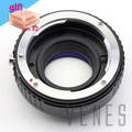 Ahorre $2!!! booster focal reductor de velocidad traje adaptador de lentes para nikon lente g para Micro 4/3 de La Cámara GX7 GF6 GH3 G5 GF5 E-PM1 E-PL2