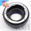 Economize r $2!!! lente adaptador reforço velocidade redutor focal terno para nikon g lente para Micro 4/3 Câmera GX7 GF6 GF5 GH3 G5 E-PL2 E-PM1