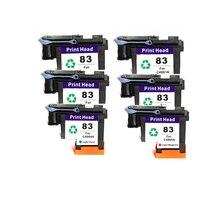 цены на Einkshop 83 printhead Compatible For HP 83 Designjet 5000 5500 C4960A C4961A C4962A C4963A C4964A C4965A Print Head  в интернет-магазинах