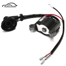 Ignition Coil For Chainsaw Strimmer Brush Cutter Lawnmower 2 Stroke Engine