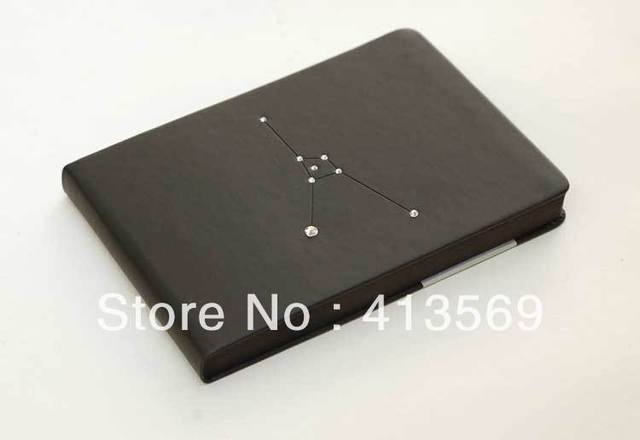 12 star signs jotter constellation notebook beautiful gift box