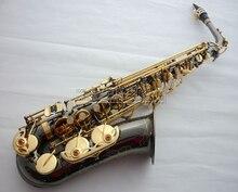 Salma saxophone 803 E-flat alto saxophone black nickel gold