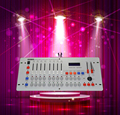 Hot Vender 240 Discoteca DMX Controlador DMX 512 DJ Equipamentos Para A Fase de Casamento E Evento de Iluminação dmx Console do controlador dj