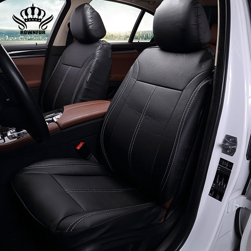 2017new Luxury Pu Leather Auto Universal Car Seat Covers Automobile ...