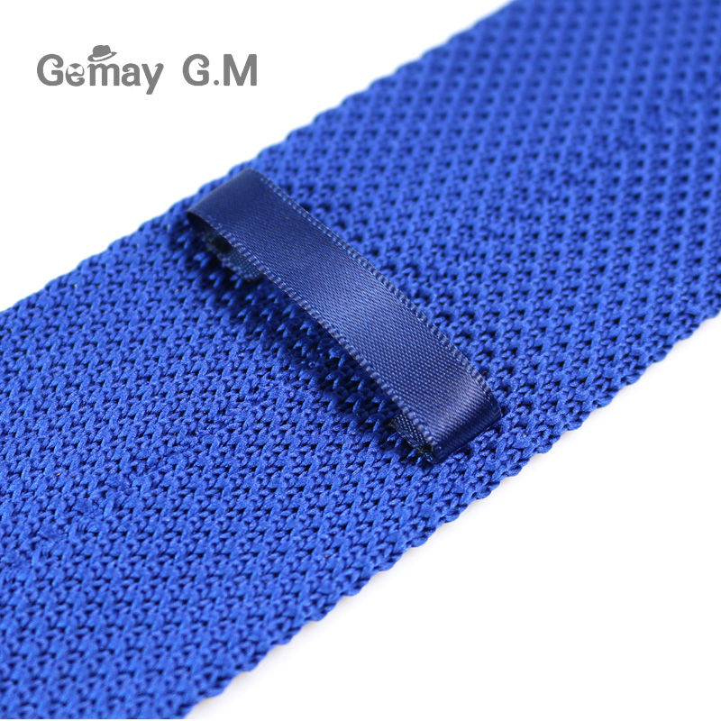 Corbatas finas tejidas de punto para hombres nuevos Corbatas de - Accesorios para la ropa - foto 5