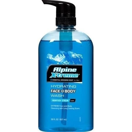 Alpine Xtreme Mountain Stream Hydrating Face & Body Wash, 28 oz (Pack of 2) игрушка remo hobby mountain lion xtreme rh1072